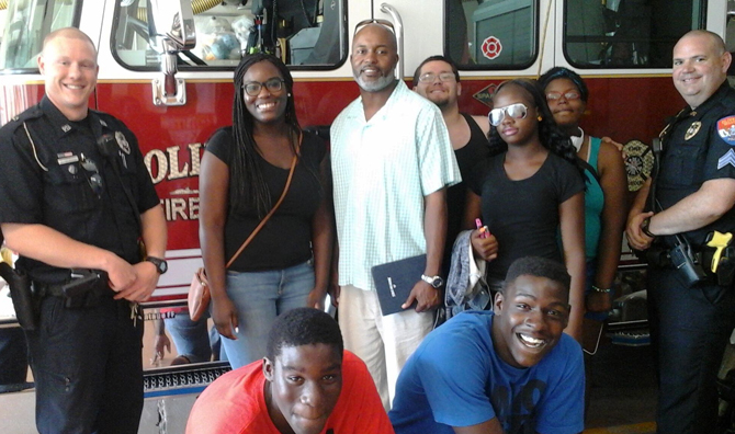 Career Camp Firehouse July