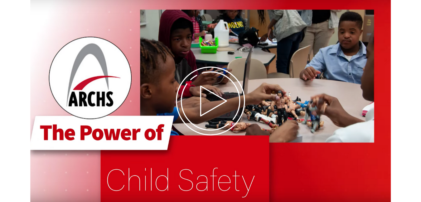 child safety website video screenshot
